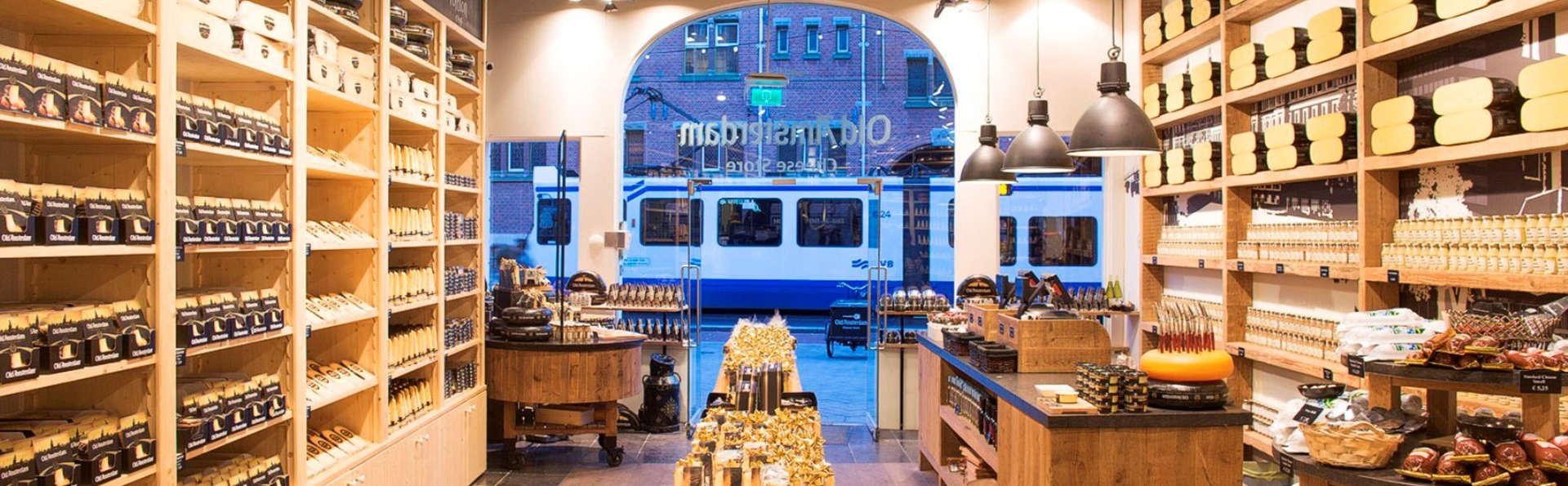 Weekend Città d\'arte e capitali Amsterdam con 1 Degustazione di ...