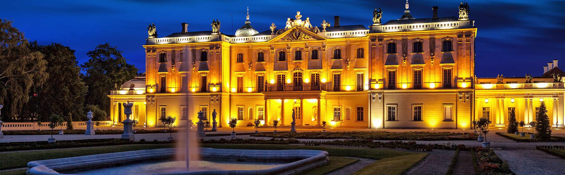 """Grand spectacle de son et lumière """"Les Grandes Eaux Noctures"""" et séjour 3* près à Versailles"""
