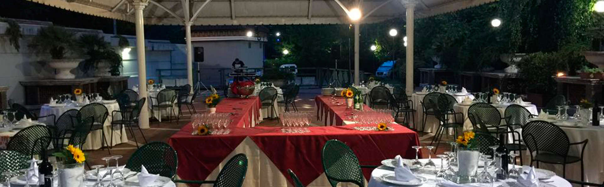 Cena gastronómica en Avellino