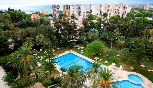 Verano de lujo: mini vacaciones en Benicassim en media pensión (desde 3 noches)