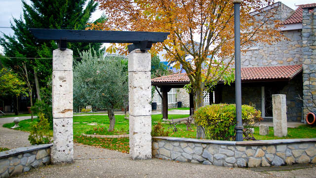 Escapada Relax con acceso a la zona wellness a un paso de Valladolid