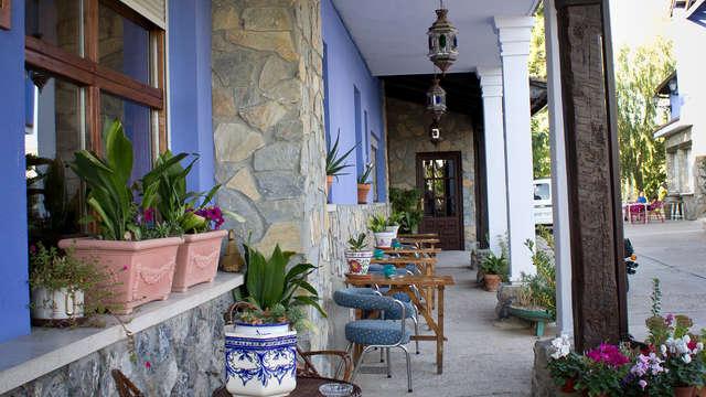Een suite met prive jacuzzi in de natuur nabij Valladolid