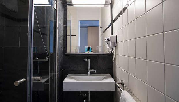 Bastion Hotel Rotterdam Zuid - Bathroom