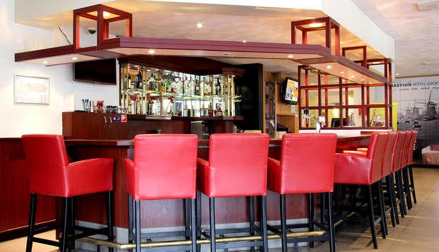 Bastion Hotel Rotterdam Zuid - Bar