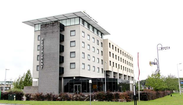 Bastion Hotel Rotterdam Zuid - Front