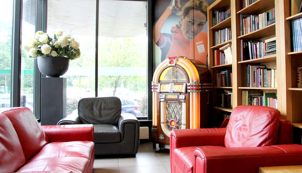 Bastion Hotel Rotterdam Zuid - Hall