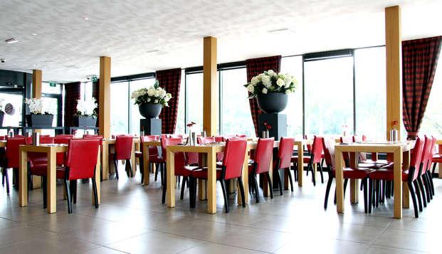Bastion Hotel Rotterdam Zuid - Restaurant