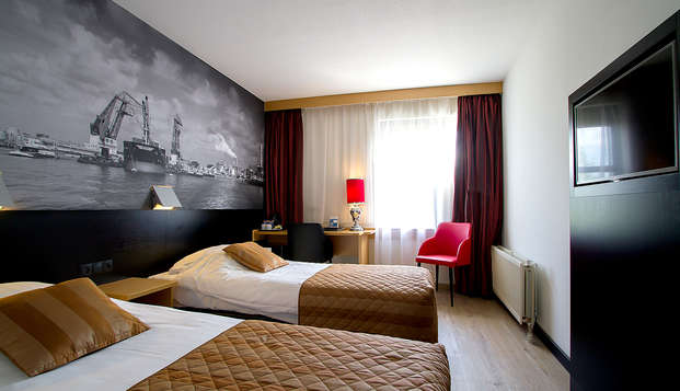 Bastion Hotel Rotterdam Zuid - Room