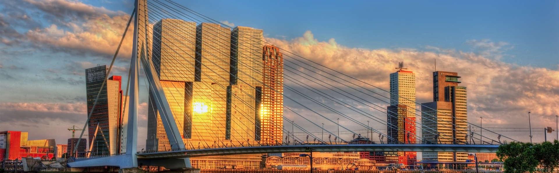 Ontdek de onbekende plekjes in het centrum van Rotterdam