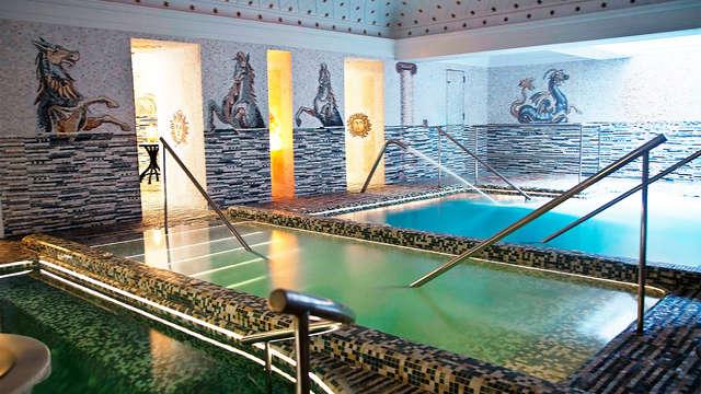 Spéciales villes monumentales : Séville avec spa