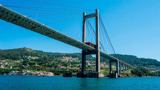 Romantisme avec accès au spa en plein cœur de Vigo