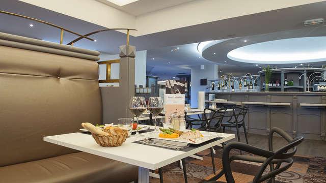 Mercure Lille Metropole - virginie-francois-mercure-lille-metropole-restaurant-plat-