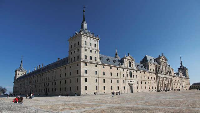 Escapada con cena, bombones y spa en la sierra de Madrid