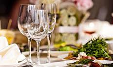 cena romantica per 2 adulti