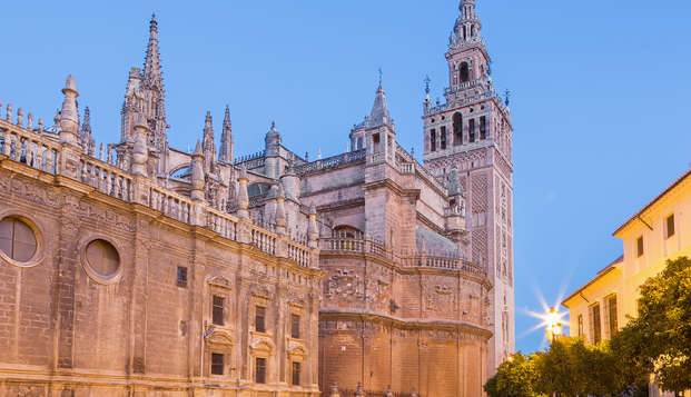 Escápate a este Hotel 4* situado en Sevilla Este