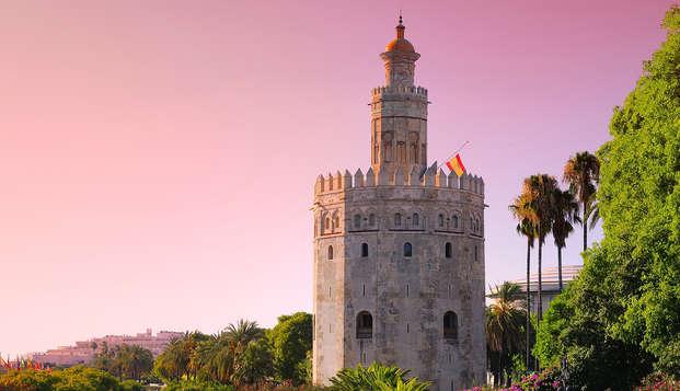 Escapada en la maravillosa ciudad de Sevilla
