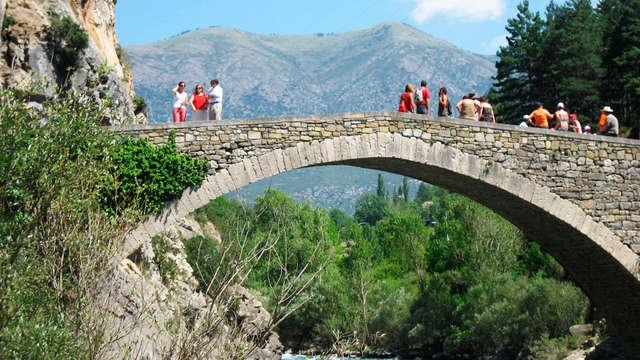 Fin de semana rural a buen precio en el pirineo aragonés