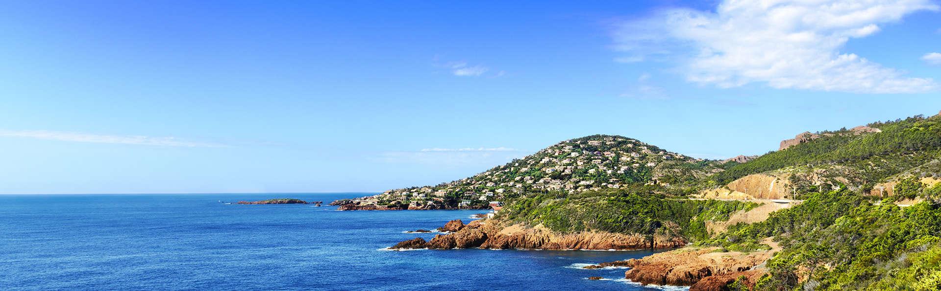 Confort et modernité à quelques pas de la mer à Saint-Raphaël