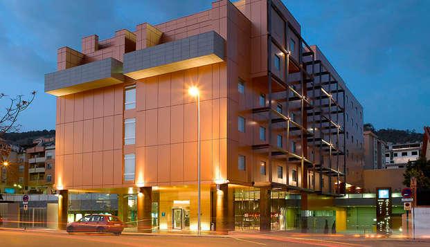 Escapada en media pensión en un hotel 4* de diseño en Granada