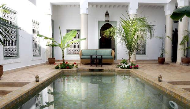 Échappée féérique à Marrakech avec dîner inclus (àpd 3 nuits)