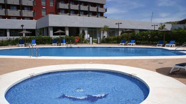 Mini-vacances en hôtel 4* avec piscine en demi-pension près de la plage (à partir de 2 nuits)