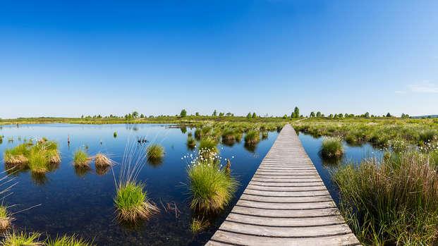 Relax et bien-être en bord de lac dans les Hautes Fagnes