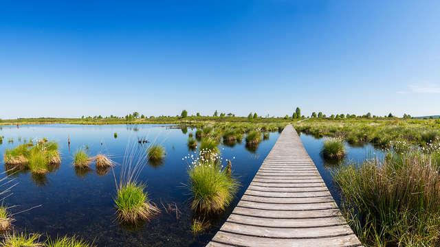 Relax y bienestar en las Hautes Fagnes belgas