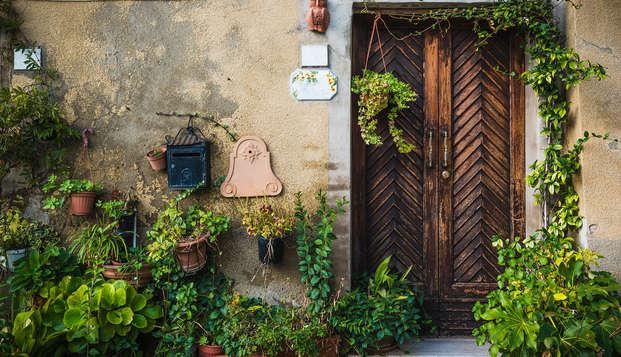 Confort dans un hôtel 4* à Arezzo en Toscane