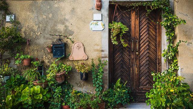 Dolcezza e comfort ad Arezzo: vacanze a 4* con minibar gratuito