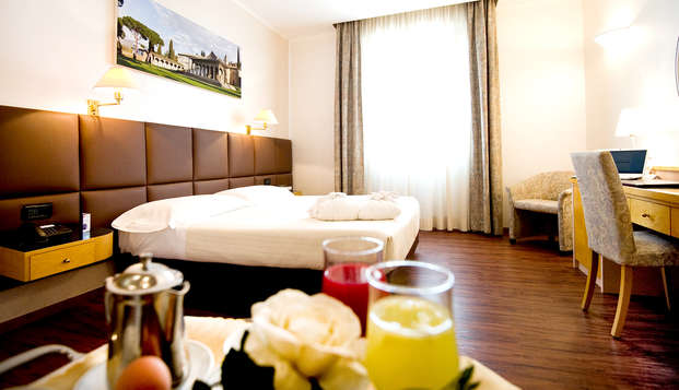 Deux nuits en chambre supérieure dans un hôtel 4* à Arezzo