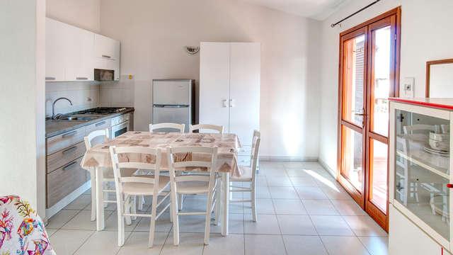 Appartement pour 5 personnes à San Teodoro (à partir de 5 nuits)