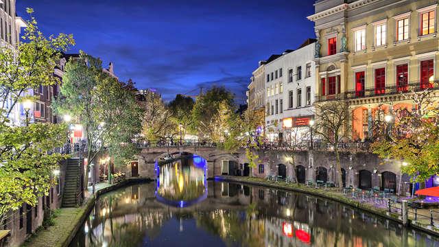 Geniet van een bezoek aan het prachtige centrum van Utrecht