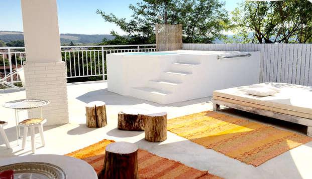 Mini vacanze nel Montseny con spa privata (minimo 2 notti)