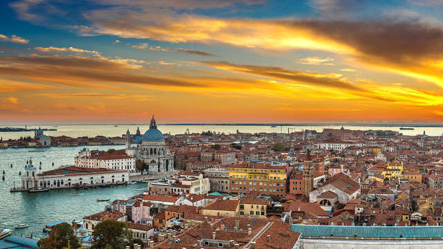 Apéritif vénitien au cœur de la belle Venise (à partir de 2 nuits)