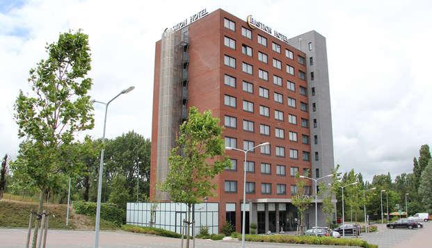Bastion Hotel Vlaardingen - Front