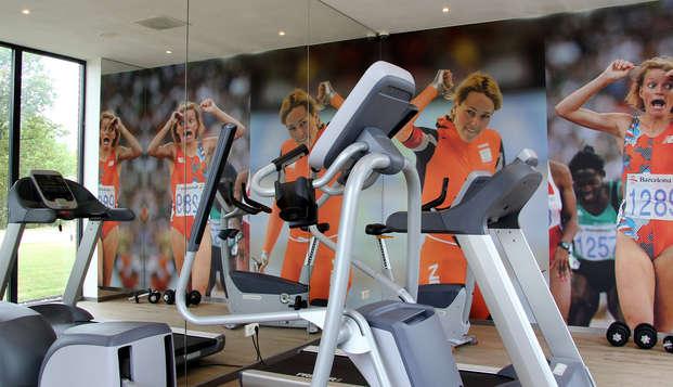 Bastion Hotel Vlaardingen - Gym