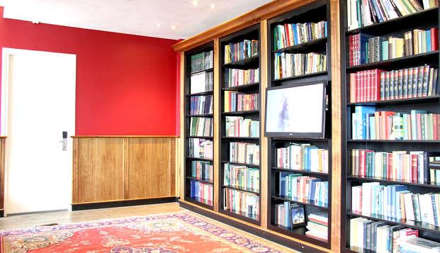 Bastion Hotel Vlaardingen - Lounge