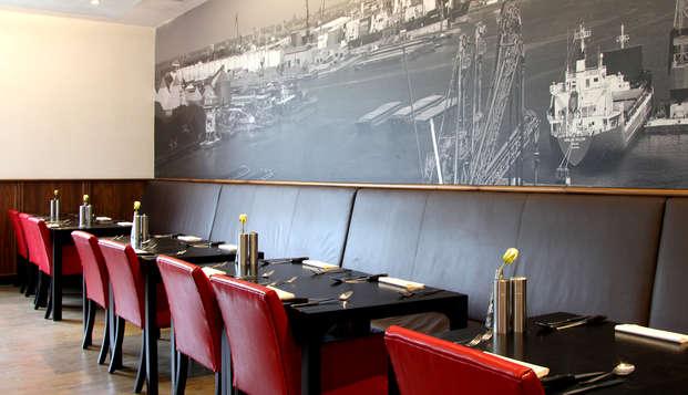 Bastion Hotel Vlaardingen - Restaurant