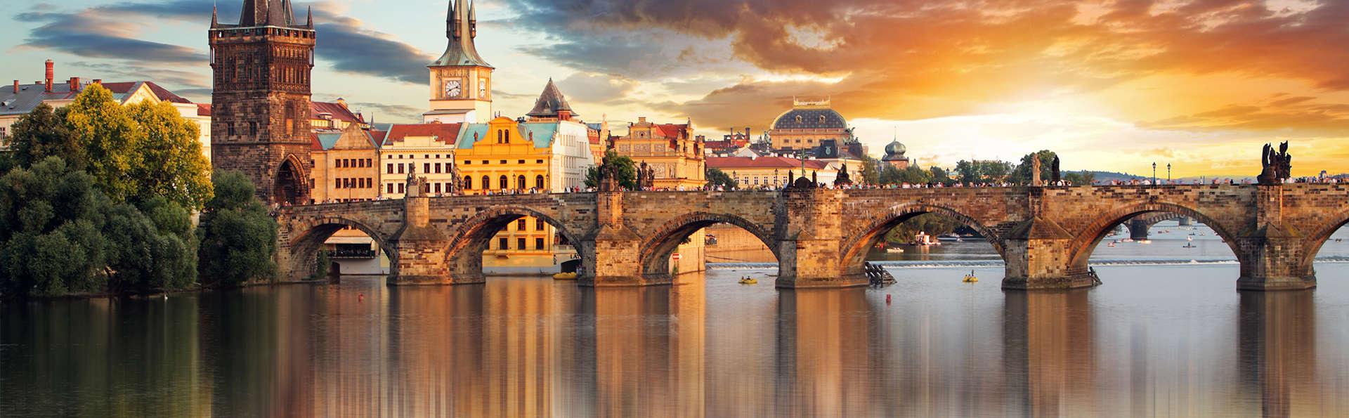 Relax en Praga con cena incluida (desde 2 noches)