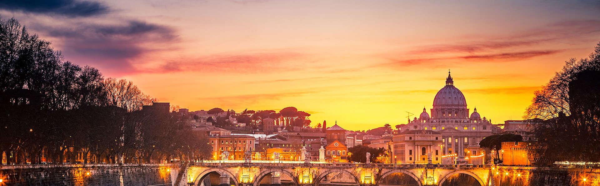 Scopri Roma ad un passo da Piazza San Pietro in camera Superior