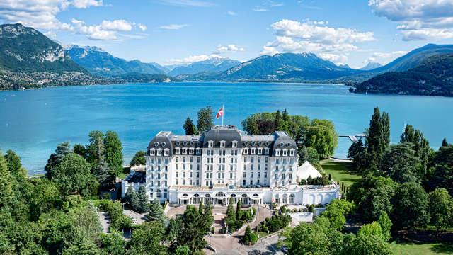 Offre Spéciale week-end: Brunch et accès spa offert au bord du lac d'Annecy