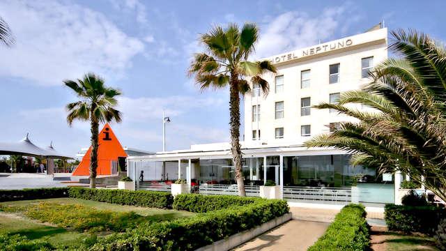 Hotel Neptuno Valencia - Frontc