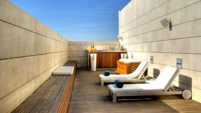 Hotel Neptuno Valencia - terrace