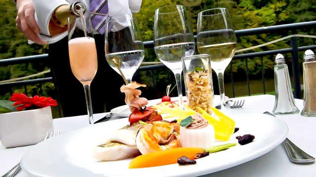 Séjour gastronomique en chambre supérieure au Luxembourg (à partir de 2 nuits)