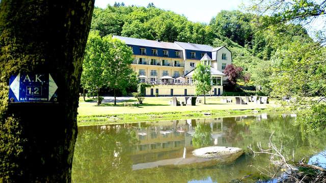 Cornice bucolica nel cuore del Lussemburgo