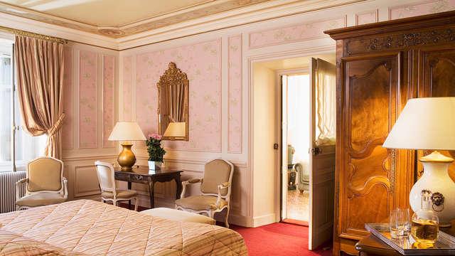 Hotel SPA Chateau d Isenbourg