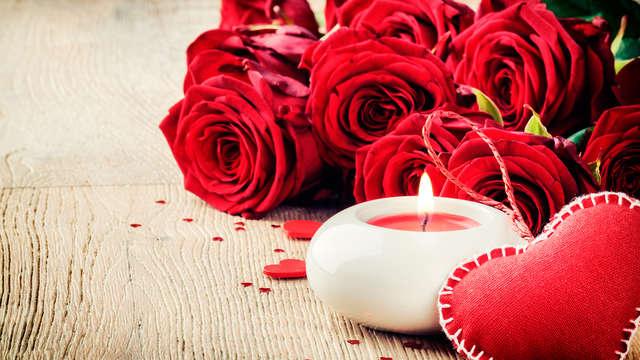 Célébrez une saint-valentin gourmande avec massage au cœur de l'Alsace !