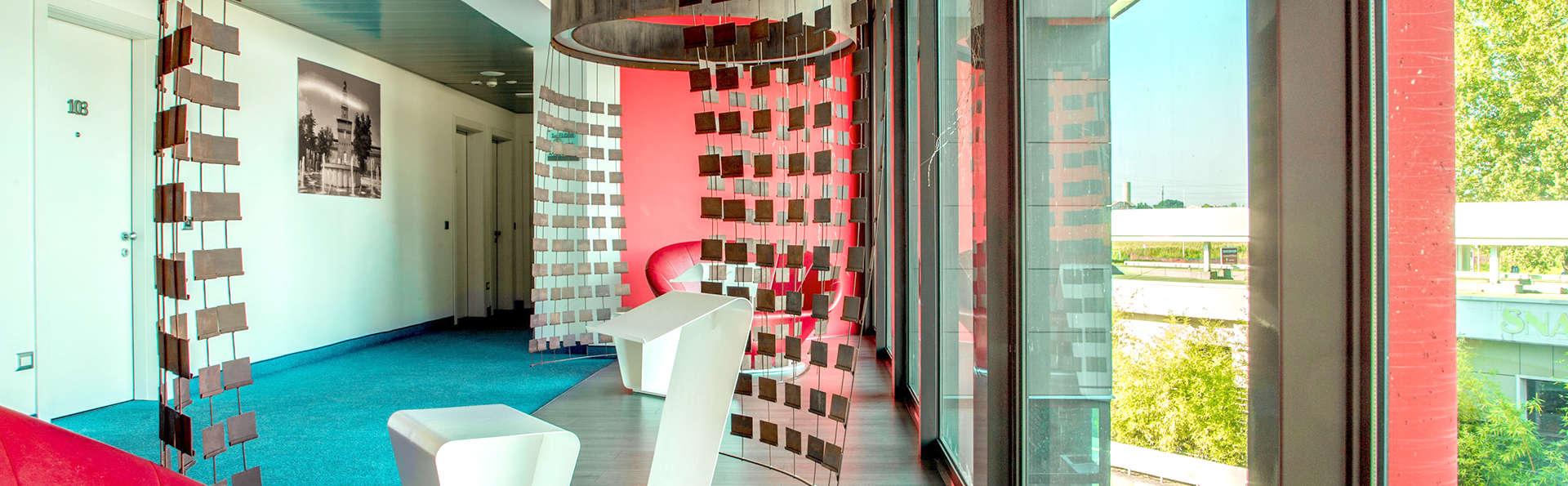Diseño y confort contemporáneo en Milán