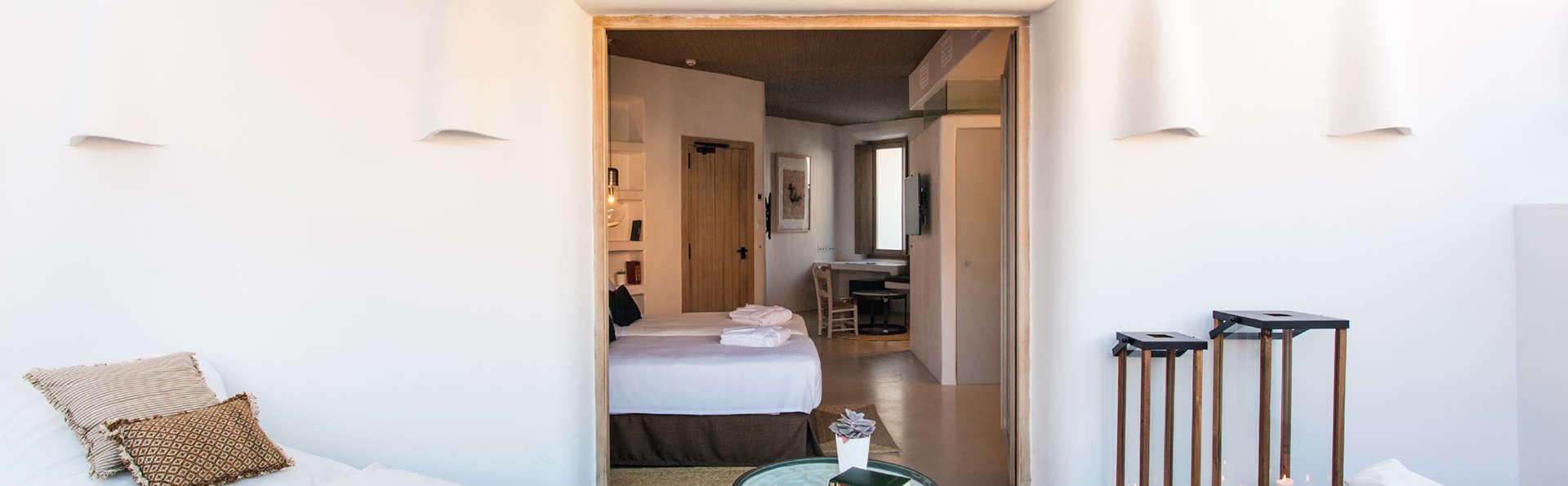 Escapada Luxury Love: junior suite y desayuno en Palma de Mallorca