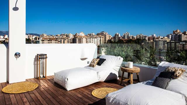 Escapada con desayuno en Palma de Mallorca. Diseño, Mediterráneo y Slowlife